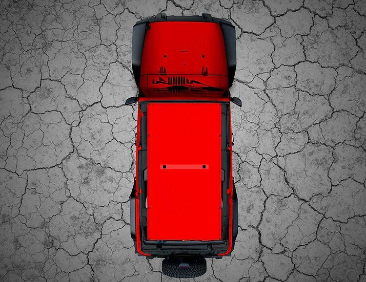 Mojo Jeep- Red Shade