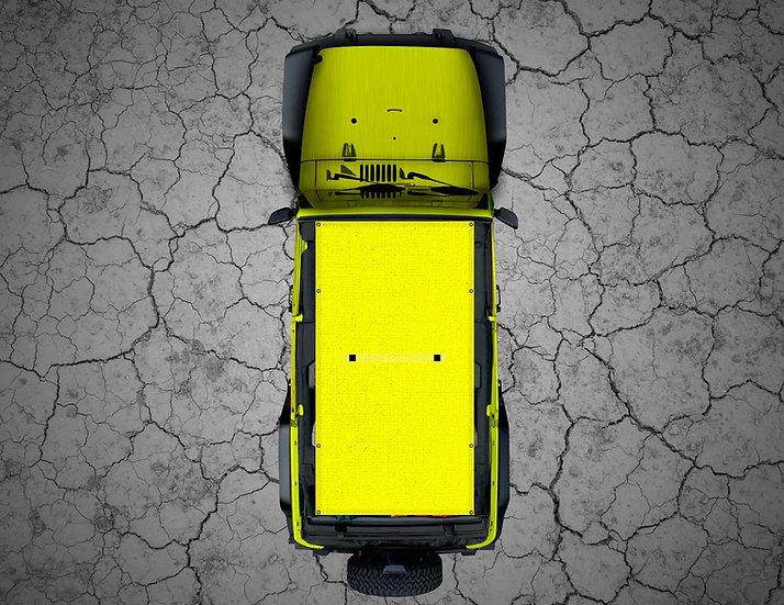 Mojo Jeep- Yellow Shade
