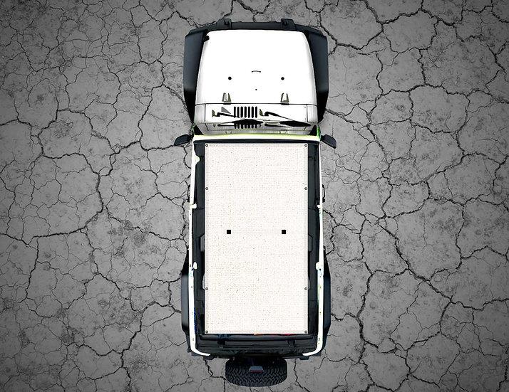 Mojo Jeep- White Shade