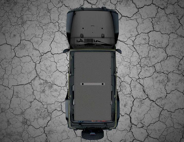 Mojo Jeep- Gray Shade