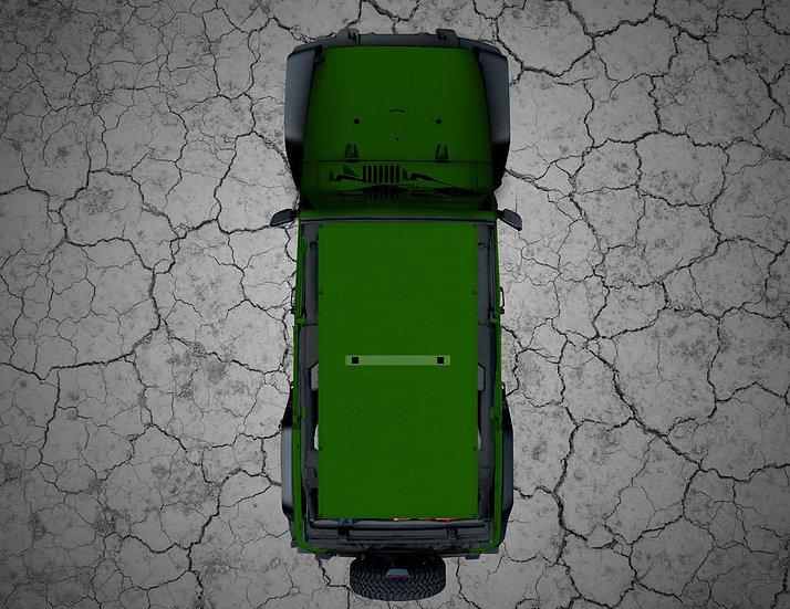 Mojo Jeep- Green Shade