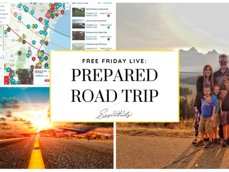 How to Plan Your Way Into a Mistake Free Road Trip - Even When It's Not Your Job