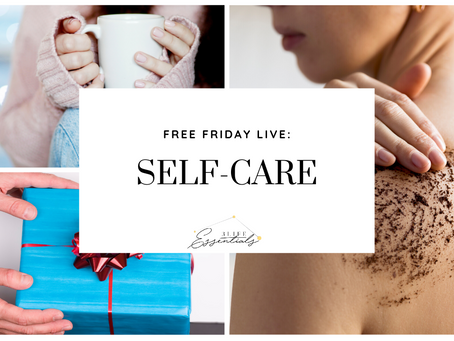 How Can You Make Self Care a New Priority Starting This Holiday Season?