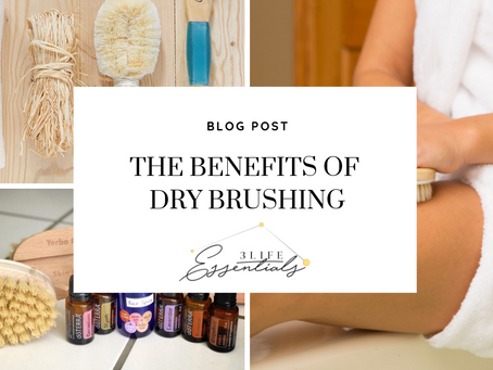Top Benefits of Dry Brushing