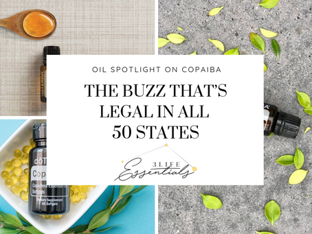 The Buzz That's Legal in all 50 States