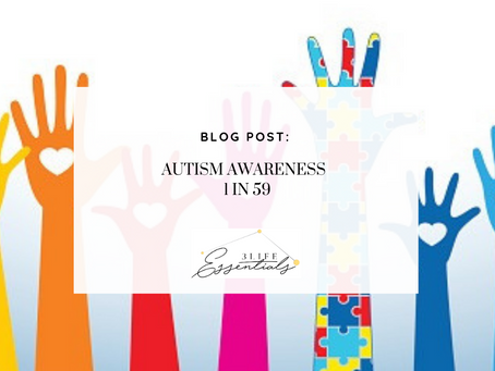 Autism Awareness – 1 in 59