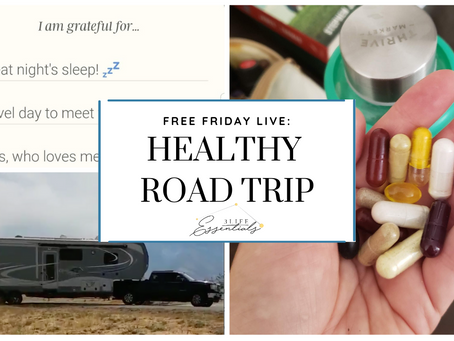 How You Can Stay Healthy While on the Road