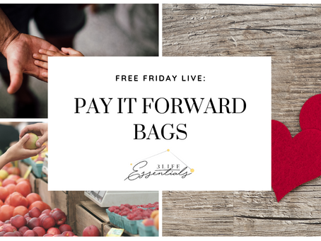 Pay it Forward Bags
