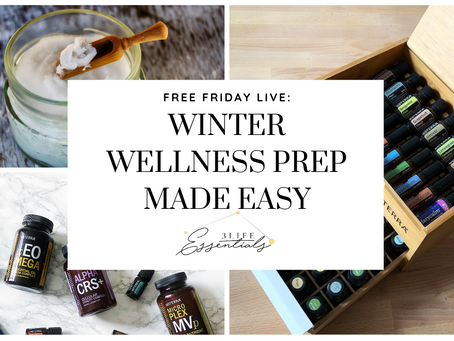 Winter Wellness Made Easy