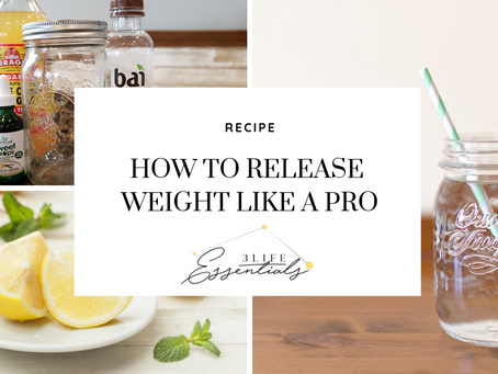 How to Release Weight Like a Pro!