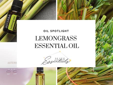 Oil Spotlight: Lemongrass