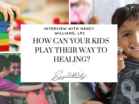 How Can Your Kids Play Their Way to Healing?