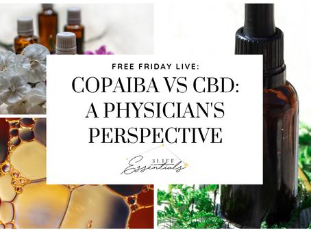 Copaiba vs. CBD