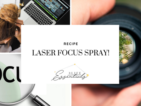 Laser Focus Spray