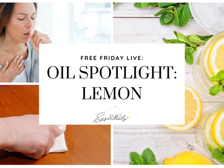The Best Kept Secrets of Lemon Essential Oil