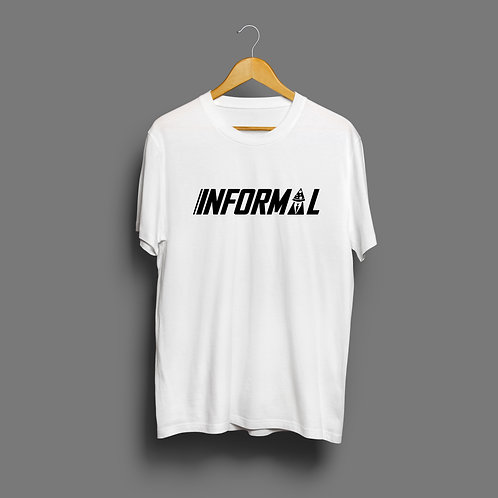 Informal Logo T-shirt