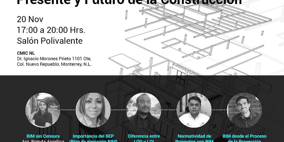 BIM Presente y futuro de la construcción