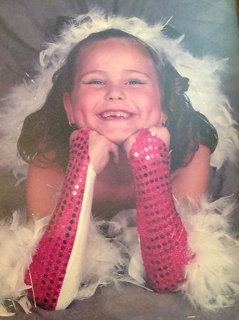 Chantelle Age 5
