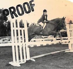 Kathy & March Jump3