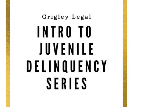 Key Players in Juvenile Delinquency Court