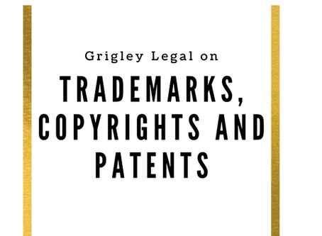 Trademarks, Copyrights and Patents - What's the Difference?