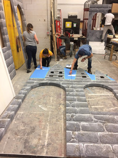 Process - Castle Flat