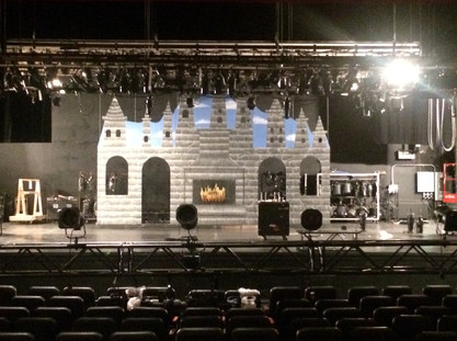Castle Onstage