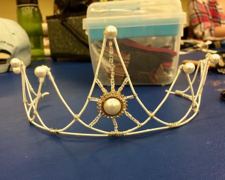 Ice Queen Tiara