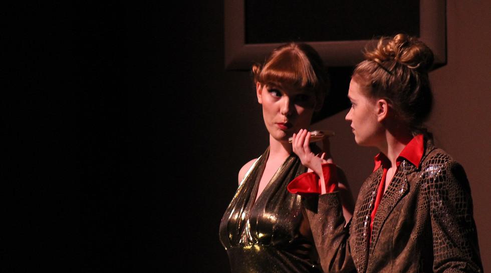 Angelica and Moretta