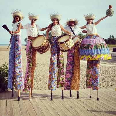 MaracaTALL Costumes