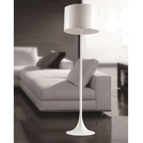 Replica eero saarinen spun tulip floor lamp home herman miller a contemporary design coupled with quality craftsmanship make this classic floor lamp an ideal choice the replica tulip floor lamp features a stainless aloadofball Images