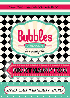 Bubbles Laundromat Opening Poster