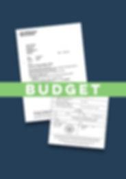 Budget HMRC Letter of Residence Apostill