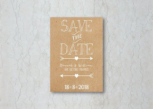 Kraft Save the Date