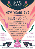 New Year Party Poster