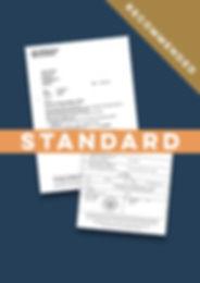 Standard HMRC Letter of Residence Aposti