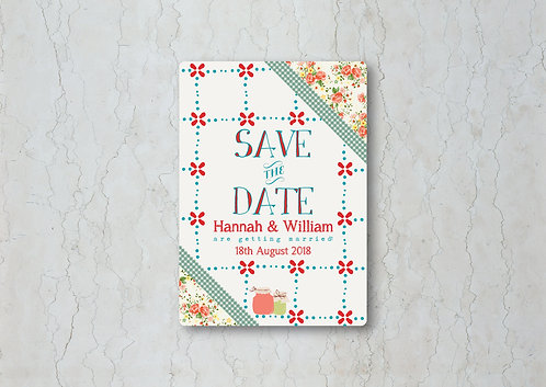 Summer Picnic Save the Date