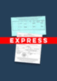 Express Apostille Certificate of No Impe