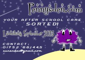Penny's Den After School