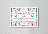 Woodland - Wedding Stationery