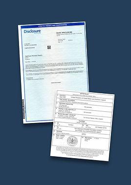 Disclosure Scotland Certificate Apostill