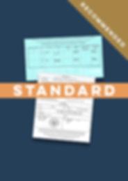 Standard Apostille Certificate of No Imp