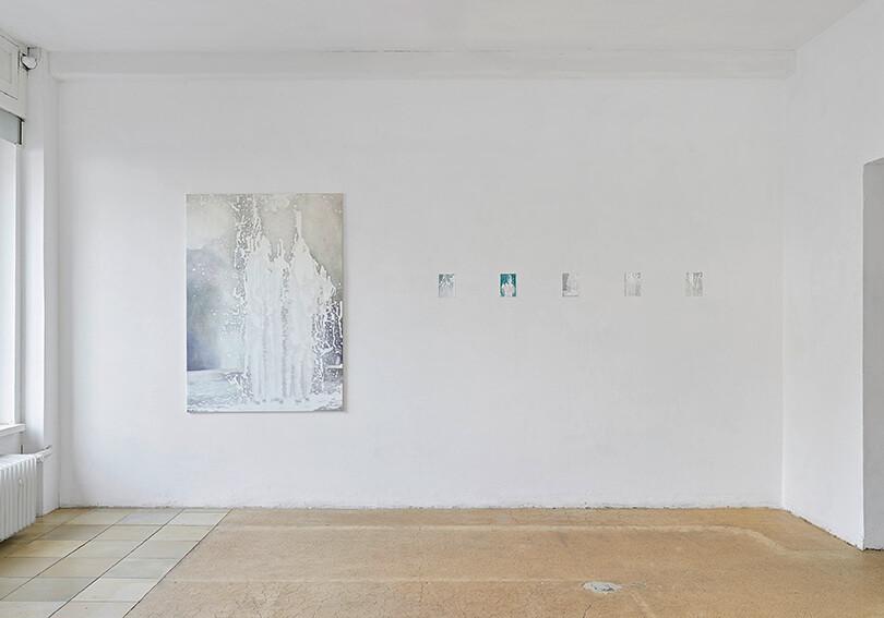 Ausstellungsansicht Kunstraum Foth 2017