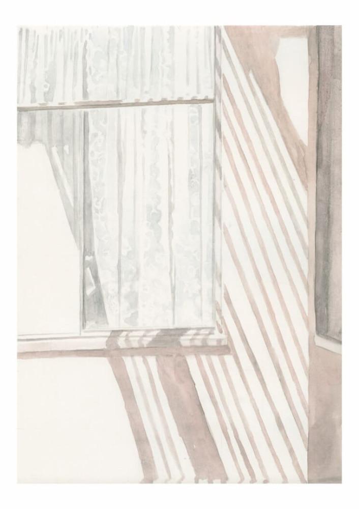 Serie SF Houses 2015 Aquarell/Papier 29,7x21cm