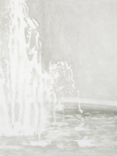 Serie Mexikoplatz 2013 Öl/Malplatte 40x30 cm
