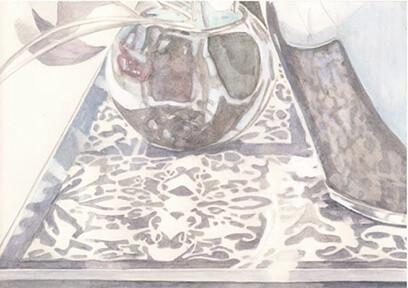 Serie CairoI 2014 Aquarell/Papier 21x29,7cm