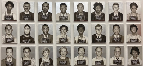 24 Freedom Riders