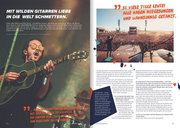 Deichbrand Festival 2018 Magazin #2