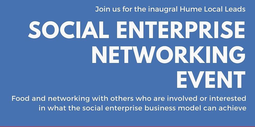 Social Enterprise Networking Event