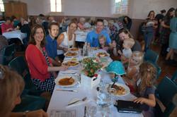 sharing feast guests 21 nov 2014